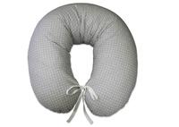 Многофункциональная подушка банан для беременных и кормящих Zastelli + съемный хлопковый чехол!