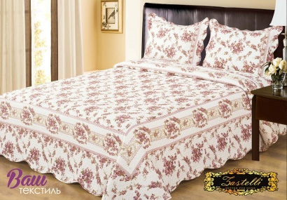 Bedspread Zastelli 351 Cotton фото