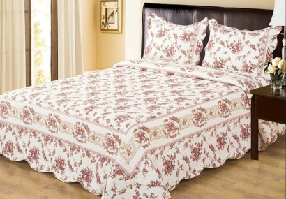 Bedspread Zastelli 351 Cotton фото 2