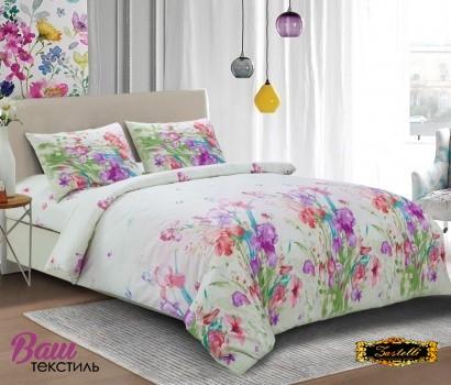 Постельное белье Zastelli S014 Луговые цветы жатка  фото