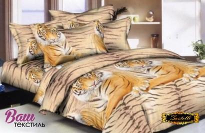 Постельное белье Zastelli 11831 Тигры Микросатин фото