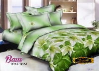 Bed linen set Zastelli 12200 Microsateen фото