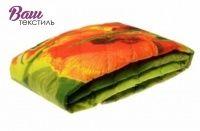 Одеяло легкое Zastelli Маки