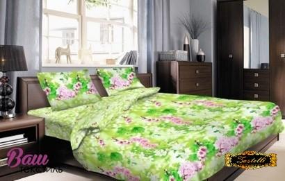 Bed linen Zastelli 6233 Sakura Cotton фото