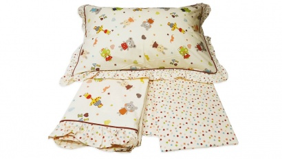 Bed linen set for children Word of Dream HB 134 Sateen  фото 8