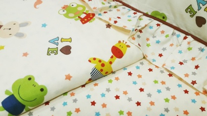 Bed linen set for children Word of Dream HB 134 Sateen  фото 7