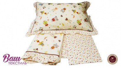 Bed linen set for children Word of Dream HB 134 Sateen  фото 6