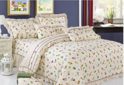 Bed linen set for children Word of Dream HB 134 Sateen  фото 5