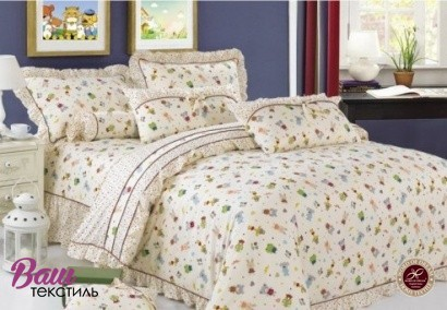 Bed linen set for children Word of Dream HB 134 Sateen  фото 4