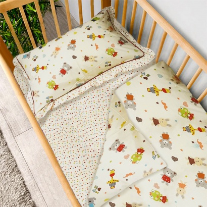 Bed linen set for children Word of Dream HB 134 Sateen  фото 3