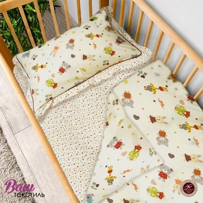 Bed linen set for children Word of Dream HB 134 Sateen  фото