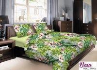 Комплект постельного белья Zastelli 3750-112409 Джунгли хлопок