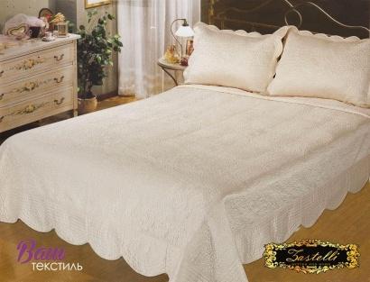 Bedspread silk Zastelli Venice Ivory фото