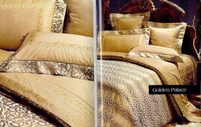 Комплект постельного белья с покрывалом Word of Dream W0711 (7 предметов) фото 3