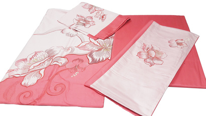 Bed linen set Word of Dream BY094 Sateen with embroidery фото 6