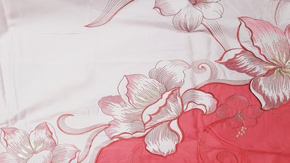 Bed linen set Word of Dream BY094 Sateen with embroidery фото 5