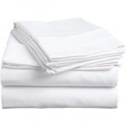 Flat sheet ZASTELLI White Calico elite фото 3