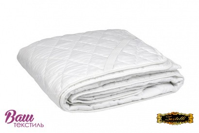 Quilted mettress cover ZASTELLI white фото