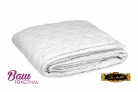 Quilted mettress cover ZASTELLI white