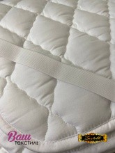 Quilted mettress cover thick ZASTELLI фото