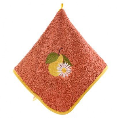 Набор кухонных полотенец Zastelli с вышивкой Овощи (3 шт.) фото 7