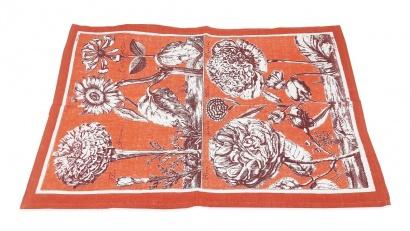 Кухонное полотенце ZASTELLI лён  фото 4