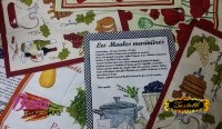 Kitchen towel Zastelli sateen фото
