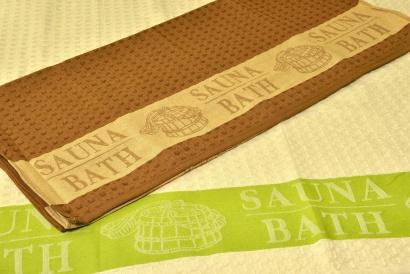 Рушник пляжний, рушник для сауни ZASTELLI вафельний фото 2