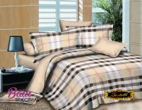 Bed linen set Zastelli S006 Seersucker polyester фото