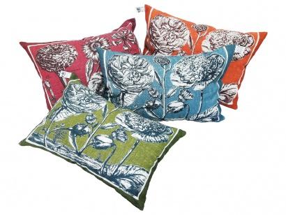 Декоративна подушка лляна ZASTELLI фото 6