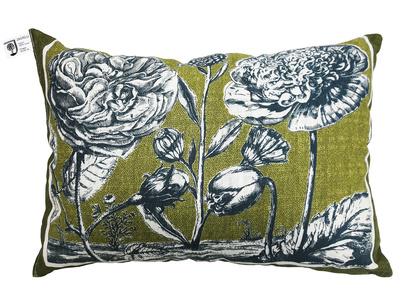 Декоративна подушка лляна ZASTELLI фото 4