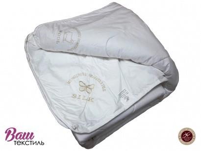 Демисезонное двойное одеяло Word of Dream Шелк и Шерсть (Зима-Лето)  фото