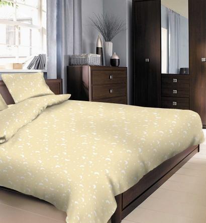 Детское постельное белье Zastelli 0488 Звезды и луна бязь  фото 5