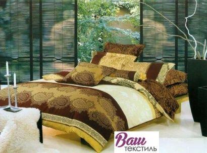 Комплект постельного белья Word of Dream H527 Многообразие Сатин фото