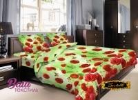 Комплект постельного белья Zastelli Маковое поле 6250 хлопок