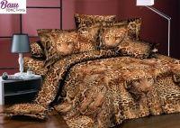Комплект постельного белья Zastelli 11227 Анималистический Микросатин