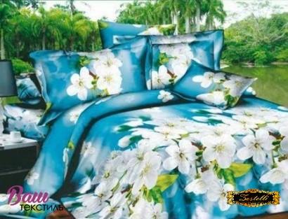 Bed linen set Zastelli M-25 Microsateen фото