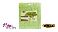 Terry flat sheet ZASTELLI Green фото