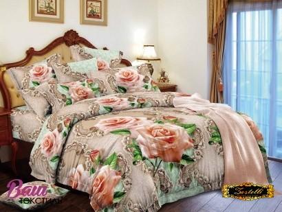 Постільна білизна Zastelli 16-88 Королiвськi троянди мікросатин фото