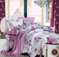 Bed linen set Word of Dream SMY H01 Jacquard with embroidery фото