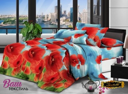 Bed linen set Zastelli 0302 Microsateen фото