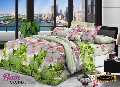 Постельное белье Zastelli 0425 Цветы вишни Микросатин фото