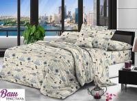 Комплект постельного белья Zastelli 15123-5 Морской жатка