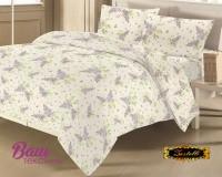 Комплект постельного белья Zastelli 8909 Сирень хлопок