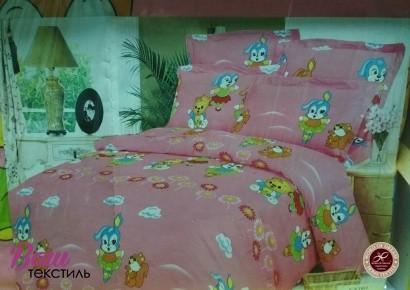Bed linen set Word of Dream KT 013 Sateen фото 5