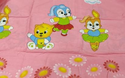 Bed linen set Word of Dream KT 013 Sateen фото 4