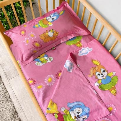 Bed linen set Word of Dream KT 013 Sateen фото 3
