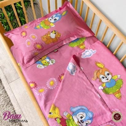 Bed linen set Word of Dream KT 013 Sateen фото