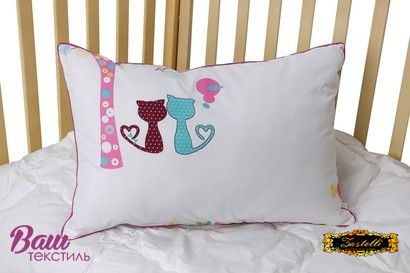 Pillow for children Zastelli Kitty фото 6
