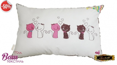 Pillow for children Zastelli Kitty фото